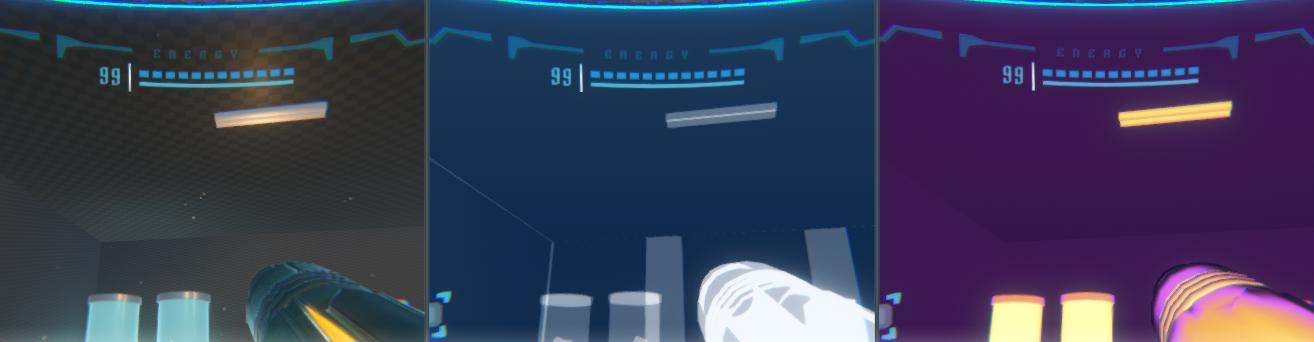 PLUS – Metroid Prime Visors